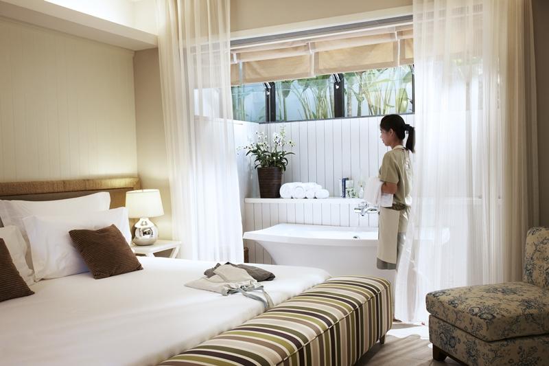Rest Detail Hotel : 滨海阁楼套房 (Beach Rest Pavilions)