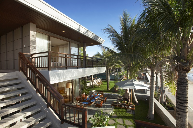 Rest Detail Hotel : 豪华阁楼套房 (Grand Rest Pavilions)
