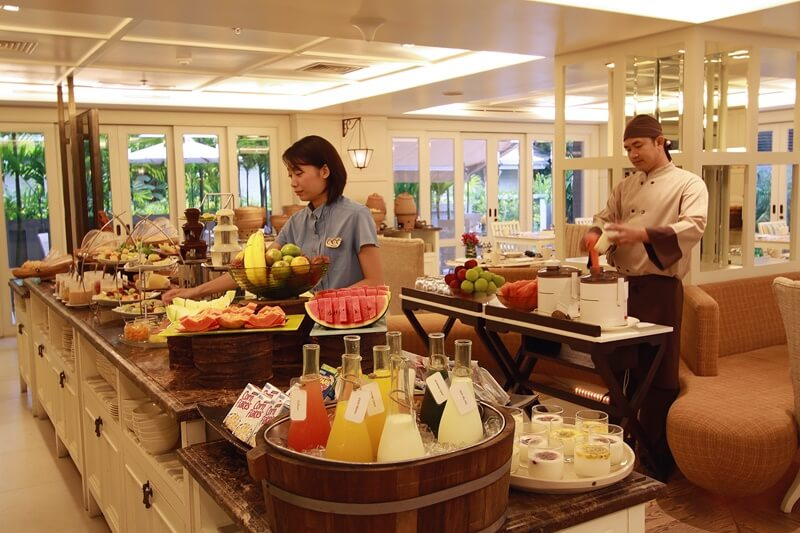 Rest Detail Hotel : 风味餐厅 (Rest Gastro)
