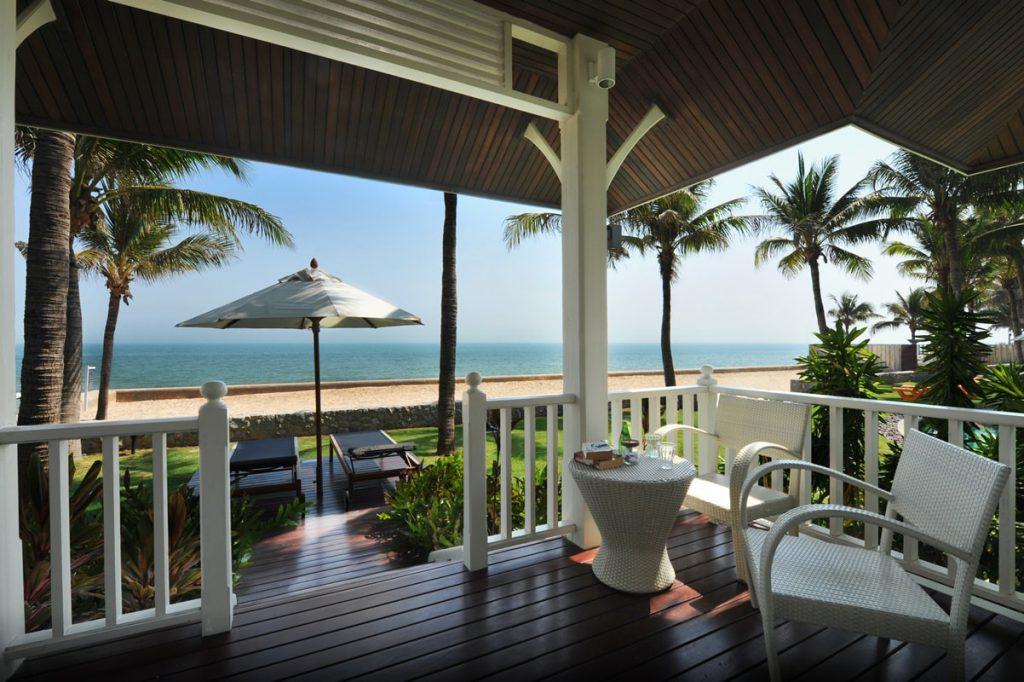 Rest Detail Hotel : 海滩风景豪华房