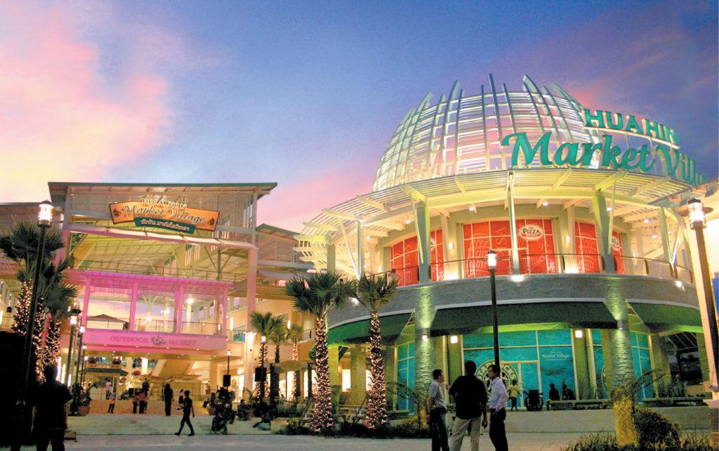Rest Detail Hotel : Shopping Malls