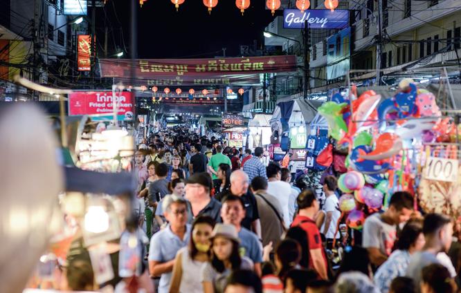 Rest Detail Hotel : Hua Hin night market